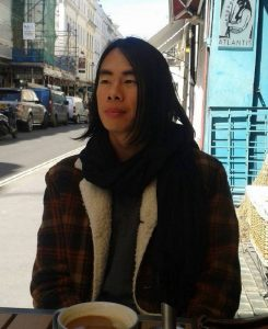 Image of Gregory Kan
